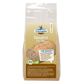 Paleo Bread. Baking mix 300g-bag. Organic - EG-Öko-cert.